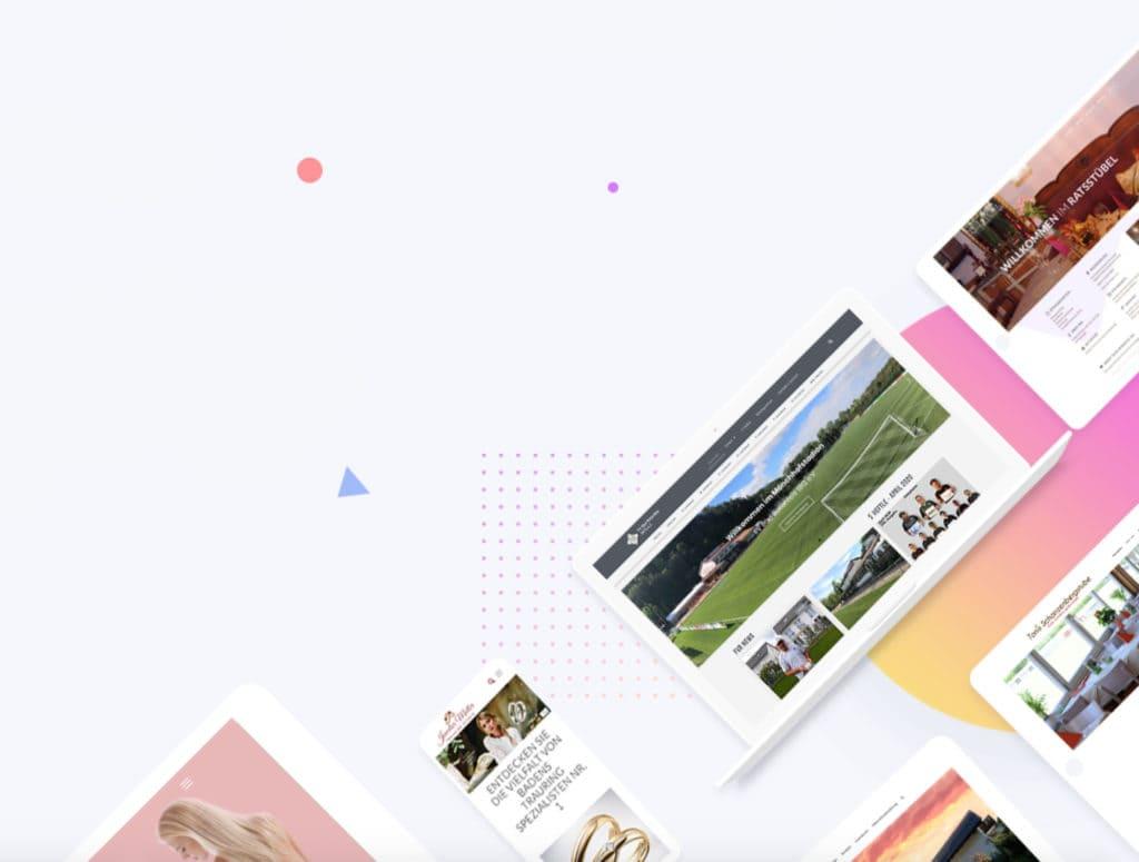 Homepage und Webdesign