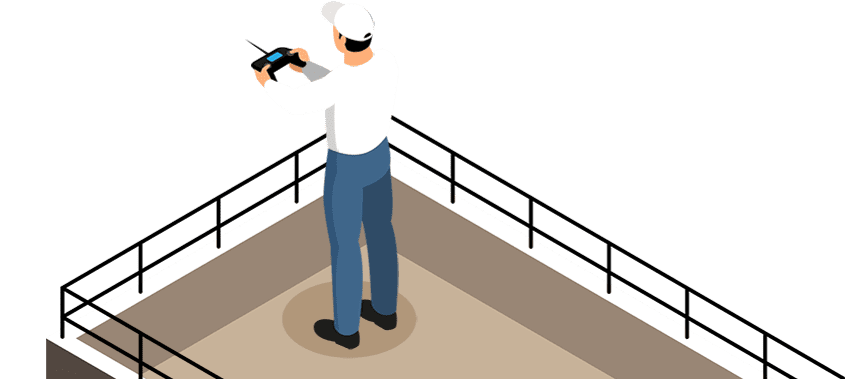 Drohnen Luftaufnahmen Gaggenau
